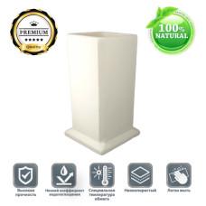 Керамический стакан из белой глины для активатора воды (Premium)